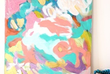 AbstractArtColour / by May Ling