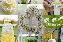 Daisy Wedding / by The American Wedding