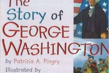 Children's Books / At the Lee Chapel Museum Shop, we offer many books relating to George Washington and Robert E. Lee, including children's books. / by Lee Chapel & Museum