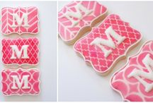 TCW on Edibles / Stencils can be used for cakes, cookies, and treats too!  #TCWstencillove / by The Crafter's Workshop