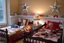 Kid Rooms / by Angela Robbins