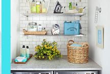 Laundry Room / by Deidre Remtema