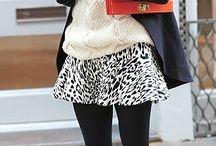Style winter/fall / by Jade Chatman