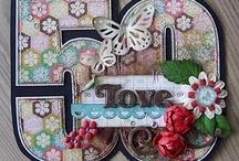 Cards - Wedding & Anniversary / by Sheila Pedersen Stotz