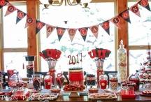 Party Ideas / by Jennifer Whitney Siech