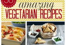 Vegetarian recipes / by Ashley J