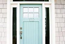 exterior paint ideas / by Painters Place