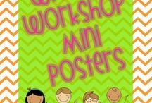 Writer's Workshop / by Rebecca Heim