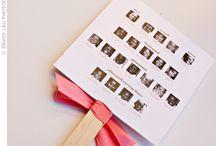Wedding programs / by Sincerity Bridal
