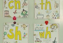 Phonics / by Katherine Hovey
