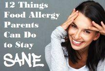 Food Allergies / by Angela Brannick