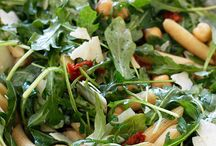salads and dressings / by Cynthia G.
