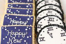 New year stuff / by Toni Wells