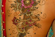 Henna Tattoo / by Judy Brizido