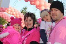 Breast Cancer Support / Breast Cancer Support / by Dan Howard