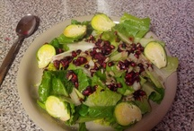 Salads & Veggies / by Nastaran Kahrobaei
