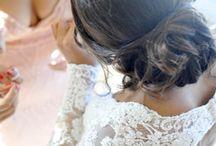 Weddings - Hair styles   / by A Bride's Dream