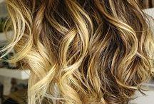 CUTE HAIR / by Lexie Dixon