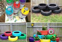 Sarah's Outdoor DIY Projects! / by 97.5 Y-Country