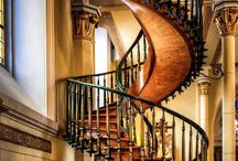 amazing staircases / by karen jordan