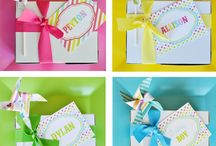 Birthday/party Ideas / by Hallie Keller