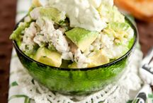 Chicken Salads / by Sharon Stone Parisher
