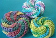 Crochet For The Home / From coasters to rugs to hook organizers and more... / by Janaya Chouinard