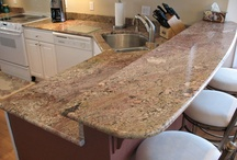 Kitchen remodel / by Jill Powell