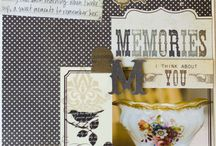 Scrapbooking / by Amber Foley