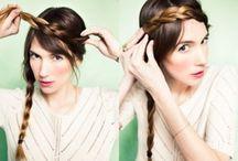 Hair Styles / by Valeria Scherbatsky