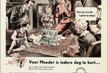 PFAFF Advertising - Vintage / by PFAFF®