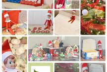 Christmas Fun / Great, family-friendly ideas to use, take, and make your own!  Start a new tradition! / by Jenn Martin
