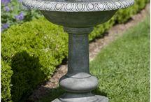 Outdoor Garden Fountains / by Garden-Fountains.com