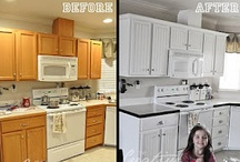 Kitchen Cabinets / by Cynthia Axt