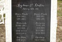 Chalkboard Ideas / by Kristi Rose