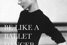 Ballet Inspiration / by ColoradoBallet