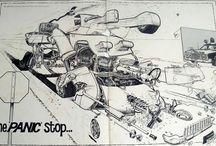 Pulp Art Stuff / by Jeffry Manion