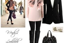 Fashion obsession / by Becky Williams