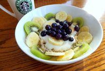 Eating Healthy!  / by Rachel Kne