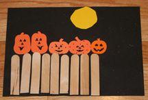 Classroom Pumpkins  / by Ann Holt