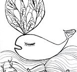 coloring pages / by Sarah Case