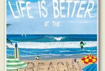 Beach n stuff / by Cheryl Hines