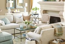 living room ideas / by Carissa Mason