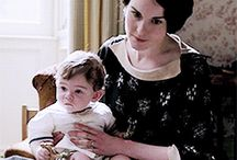 Downton Abbey / by Nicole Hanks