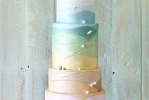 Wedding Cake Rainbow / by Satin Ice