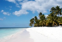 Dominican Republic - Caribbean / Ringed by dazzling beaches and turquoise seas, with a backdrop of lush mountains, sparkling waterfalls and sun-kissed deserts, the Dominican Republic is truly an idyllic island. / by RumShopRyan - Caribbean Blog