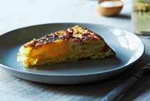 What to Eat - cast iron pan ideas / by Jess Horwitz