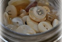 Jars & Bowls of Buttons / by Blumenthal Lansing Co.