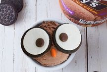 Kid Friendly Fun / Go ahead, kids, play with your food! We're dishing out easy ice cream recipes, kid-friendly crafts and fun family activities to create together. / by Edy's Ice Cream