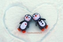 I Love Penguins / by Connie Neisius